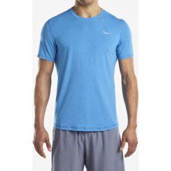 Odzież sportowa męska: koszulka do biegania męska SAUCONY FREEDOM SHORT SLEEVE TEE / SAM800024-BA