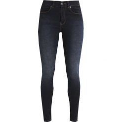 Boyfriendy damskie: Dr.Denim Petite LEXY MID RISE Jeans Skinny Fit dark blue wash