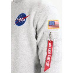 Bejsbolówki męskie: Alpha Industries NASA Bluza greyheather