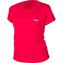 Brugi Koszulka damska 2HJR 265-ROSSO różowa r. L. Czerwone bluzki asymetryczne Brugi, l. Za 19,99 zł.