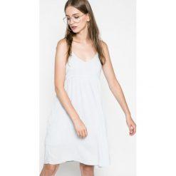 Haily's - Sukienka Lina. Szare sukienki mini Haily's, na co dzień, l, z poliesteru, casualowe, z okrągłym kołnierzem, oversize. Za 89,90 zł.