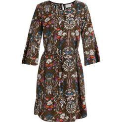 Sukienki hiszpanki: Kaffe AURA  Sukienka letnia olive