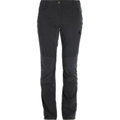 Bryczesy damskie: Mammut RUNBOLD LIGHT PANTS WOMEN Spodnie materiałowe graphite