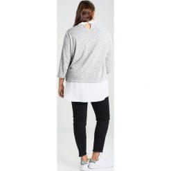 Swetry klasyczne damskie: Dorothy Perkins Curve Sweter light grey