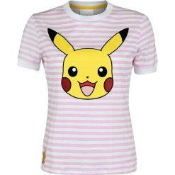 Pokemon Pikachu Koszulka damska wielokolorowy. Szare bluzki damskie POKEMON, l. Za 99,90 zł.
