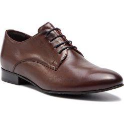 Półbuty KAZAR - Cibran 27835-01-N2 Brown. Brązowe buty wizytowe męskie Kazar, ze skóry. Za 499,00 zł.