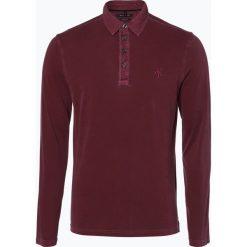 Marc O'Polo - Męska koszulka polo, różowy. Czerwone koszulki polo Marc O'Polo, m, z dżerseju, z długim rękawem. Za 199,95 zł.