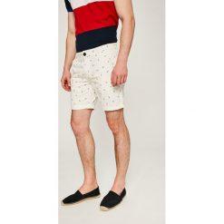 Produkt by Jack & Jones - Szorty. Szare szorty męskie PRODUKT by Jack & Jones, z bawełny, casualowe. W wyprzedaży za 79,90 zł.