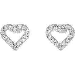 Biżuteria i zegarki: Ted Baker EDESIAH ENCHANTED HEART STUD EARRING Kolczyki silvercoloured/crystal