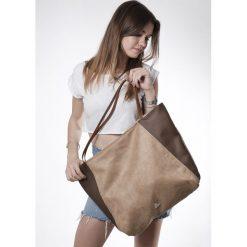 Torba Camel Bag. Brązowe torebki klasyczne damskie Pakamera, duże. Za 158,00 zł.
