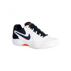 Buty tenisowe Nike Zoom Resistance Thunder męskie. Białe buty do tenisa męskie marki Nike, nike zoom. W wyprzedaży za 199,99 zł.