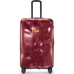 Walizka Icon duża czerwona. Czerwone walizki marki Crash Baggage, duże. Za 1120,00 zł.