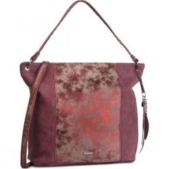 Torebka WITTCHEN - 87-4Y-719-2 Bordowy. Czerwone torebki klasyczne damskie Wittchen, ze skóry ekologicznej. W wyprzedaży za 199,00 zł.