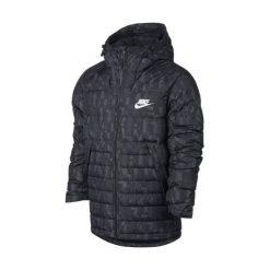 Kurtki sportowe męskie: Nike Kurtka Męska Sportswear Jacket M Czarna r. S (863789-060)