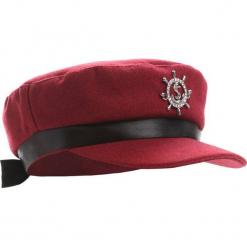 Czerwona Czapka El Capitain. Czerwone czapki zimowe damskie other. Za 49,99 zł.