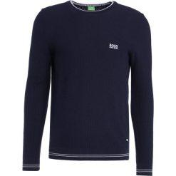 Swetry klasyczne męskie: BOSS Green ROME Sweter dark blue