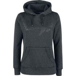 GoodYear Fox Meadow Bluza z kapturem damska odcienie ciemnoszarego. Szare bluzy z kapturem damskie GoodYear, l, z nadrukiem. Za 144,90 zł.