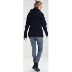 Luhta LOVIISA Wiatrówka navy blue. Niebieskie kurtki damskie softshell Luhta, z materiału. W wyprzedaży za 439,20 zł.