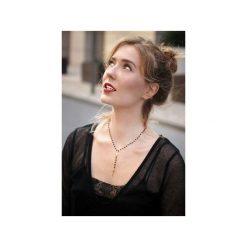 Naszyjnik Spinel złoto. Czarne naszyjniki damskie Brazi druse jewelry, na co dzień, srebrne. Za 270,00 zł.