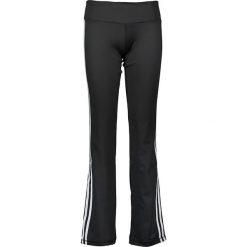 Bryczesy damskie: Spodnie dresowe w kolorze czarnym