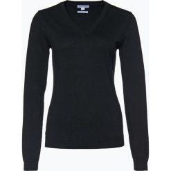 Brookshire - Sweter damski, czarny. Czarne swetry klasyczne damskie marki brookshire, m, w paski, z dżerseju. Za 139,95 zł.