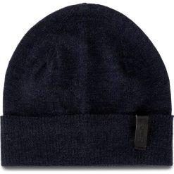 Czapka CALVIN KLEIN - Essential Beanie K50K503581 426. Niebieskie czapki damskie marki WED'ZE, z materiału. W wyprzedaży za 199,00 zł.