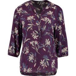 Tuniki damskie: Betty & Co Tunika purple/cream