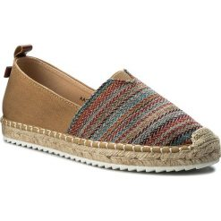 Tomsy damskie: Espadryle BIG STAR – AA274178 Brown