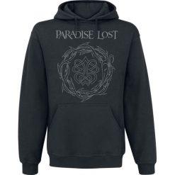 Bejsbolówki męskie: Paradise Lost Crown Of Thorns Bluza z kapturem czarny