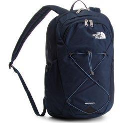 Plecak THE NORTH FACE - Rodey T93KVCLKM  Shadybl/Urbannvy. Niebieskie plecaki męskie The North Face, z materiału, sportowe. W wyprzedaży za 189,00 zł.
