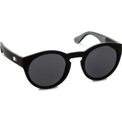 Okulary przeciwsłoneczne damskie: Okulary przeciwsłoneczne TOMMY HILFIGER – 1555/S Nero Grigi 08A