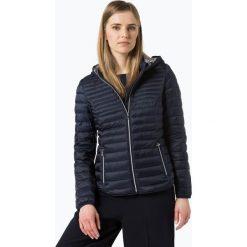 Bomberki damskie: Esprit Casual - Damska kurtka puchowa, niebieski