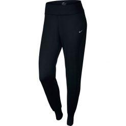 Bryczesy damskie: Nike Spodnie damskie W Thermal Running Pant czarne r. S (686925 010)