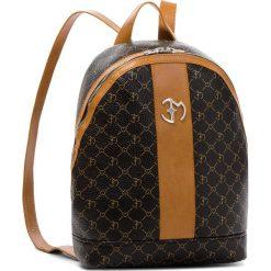 Plecak EVA MINGE - Barcelona 4C 18NN1372635EF  171. Czarne plecaki damskie Eva Minge, ze skóry, klasyczne. W wyprzedaży za 449,00 zł.