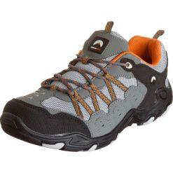 """Buty trekkingowe damskie: Buty trekkingowe """"Golestan"""" w kolorze szaro-pomarańczowym"""