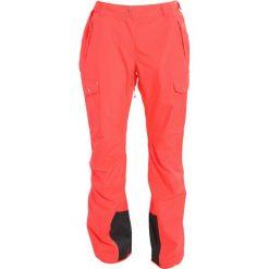 Helly Hansen W SWITCH Spodnie narciarskie  neon coral. Różowe bryczesy damskie Helly Hansen, s, z materiału, narciarskie. W wyprzedaży za 603,85 zł.
