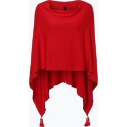 Poncza: Comma - Ponczo damskie, czerwony
