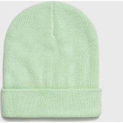Haily's - Czapka. Szare czapki damskie Haily's, na zimę, z dzianiny. W wyprzedaży za 14,90 zł.