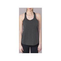 Topy na ramiączkach / T-shirty bez rękawów New Balance  NOUBUL OK. Czarne topy damskie New Balance, l. Za 103,20 zł.