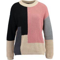 Swetry klasyczne damskie: ICHI Sweter doeskin