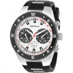 Zegarek kwarcowy w kolorze czarno-srebrno-białym. Czarne, analogowe zegarki męskie Esprit Watches, ze stali. W wyprzedaży za 318,95 zł.