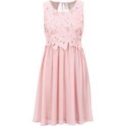 Sukienki: Sukienka wieczorowa bonprix jasnoróżowy