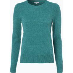 Brookshire - Sweter damski, niebieski. Czarne swetry klasyczne damskie marki brookshire, m, w paski, z dżerseju. Za 149,95 zł.