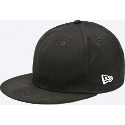 New Era - Czapka. Czarne czapki z daszkiem męskie New Era. W wyprzedaży za 99,90 zł.