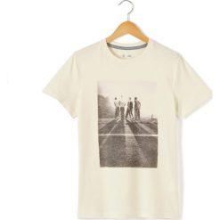 T-shirty chłopięce: Wzorzysty t-shirt 10-16 lat