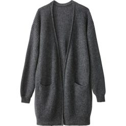 Swetry oversize damskie: Moherowy sweter oversize