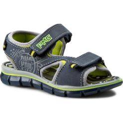 Sandały męskie: Sandały PRIMIGI - Edgar 5654100 M Azzurr