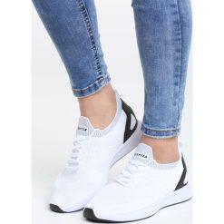 Buty sportowe damskie: Białe Buty Sportowe Lush Life