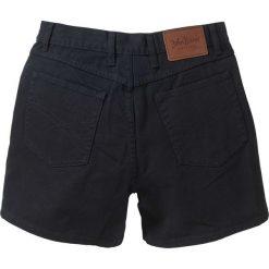 Spodenki i szorty męskie: Szorty dżinsowe bonprix czarny