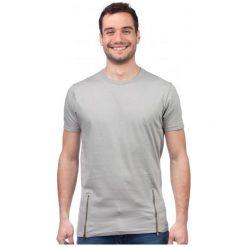 Brave Soul T-Shirt Męski Falcone Xs Szary. Szare t-shirty męskie marki Brave Soul, m. W wyprzedaży za 32,00 zł.